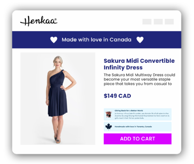 How Henkaa achieved a 20x+ ROI with Because